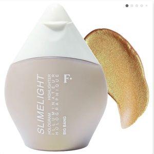 New Freck Beauty SLIMELIGHT Highlighter Big Bang (green/gold)